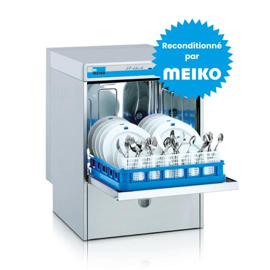 Lave-vaisselle FV40 meiko occasion reconditionné